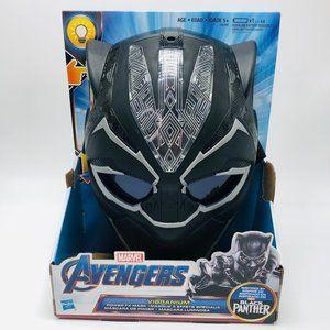 Marvel Black Panther Vibranium Power FX Mask #110